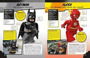 LEGO DC Super Héroes Enciclopedia de personajes - Las mejores enciclopedias de superhéroes y villanos de DC - Página 3