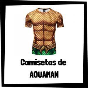 Camisetas de Aquaman