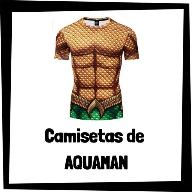 Lee más sobre el artículo Camisetas de Aquaman