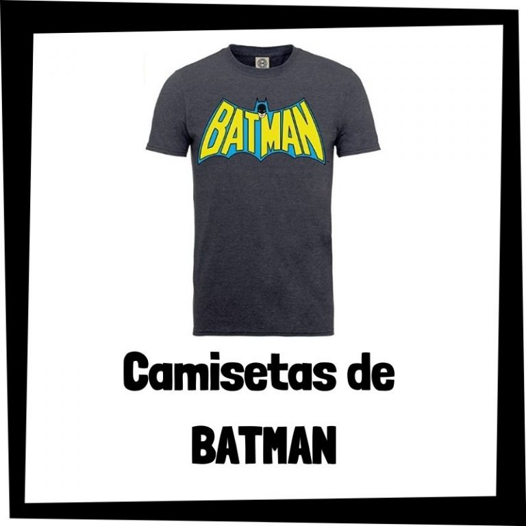 Camisetas de Batman