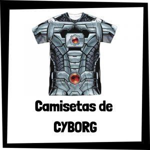 Camisetas de Cyborg