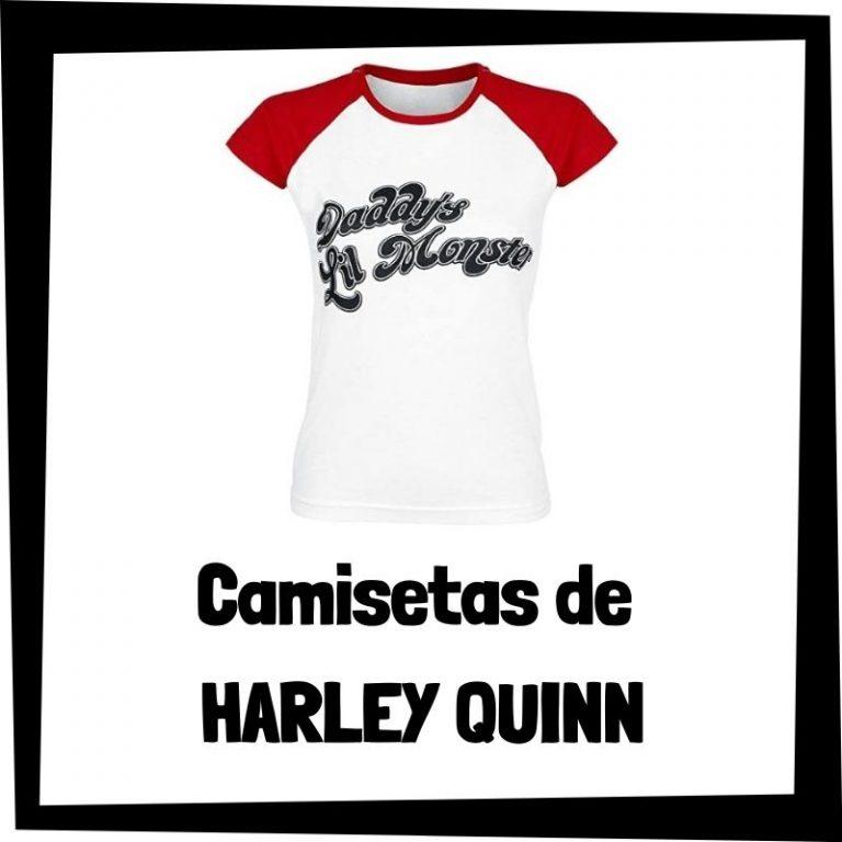 Lee más sobre el artículo Camisetas de Harley Quinn