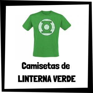 Camisetas de Linterna Verde