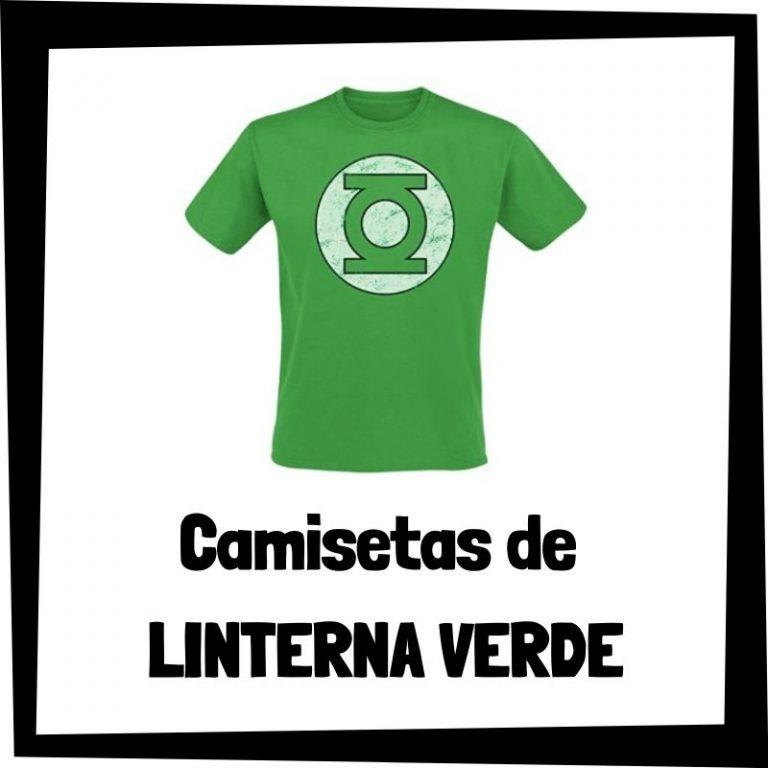 Lee más sobre el artículo Camisetas de Linterna Verde