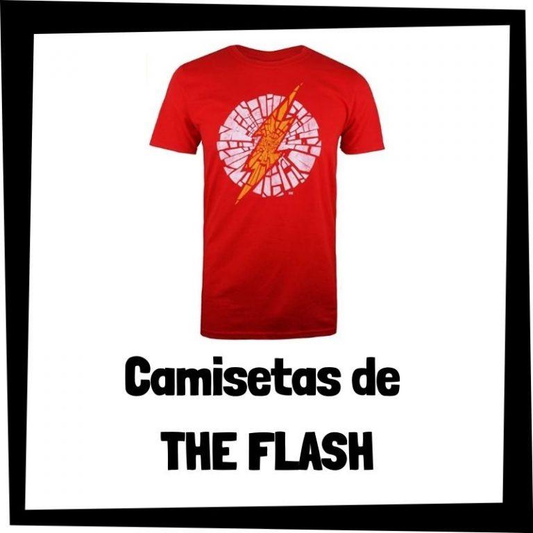 Lee más sobre el artículo Camisetas de The Flash