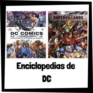 Las mejores enciclopedias de DC