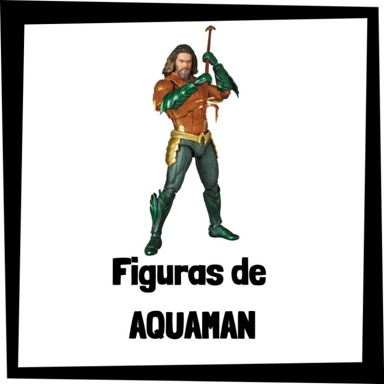 Lee más sobre el artículo Figuras de Aquaman