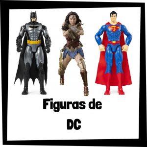 Las mejores figuras de DC - Figuras baratas de la Liga de la Justicia - Comprar muñeco de DC de la Liga de la Justicia