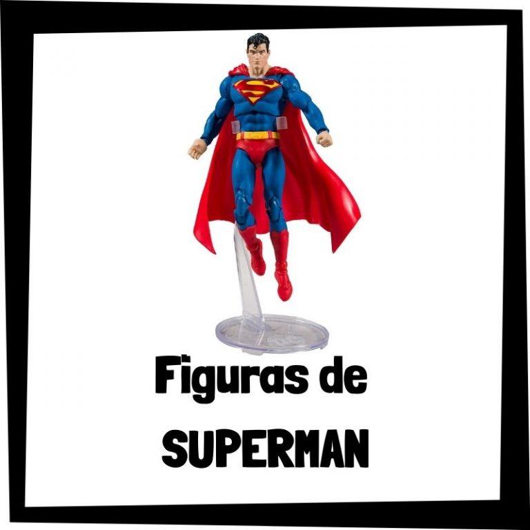 Lee más sobre el artículo Figuras de Superman