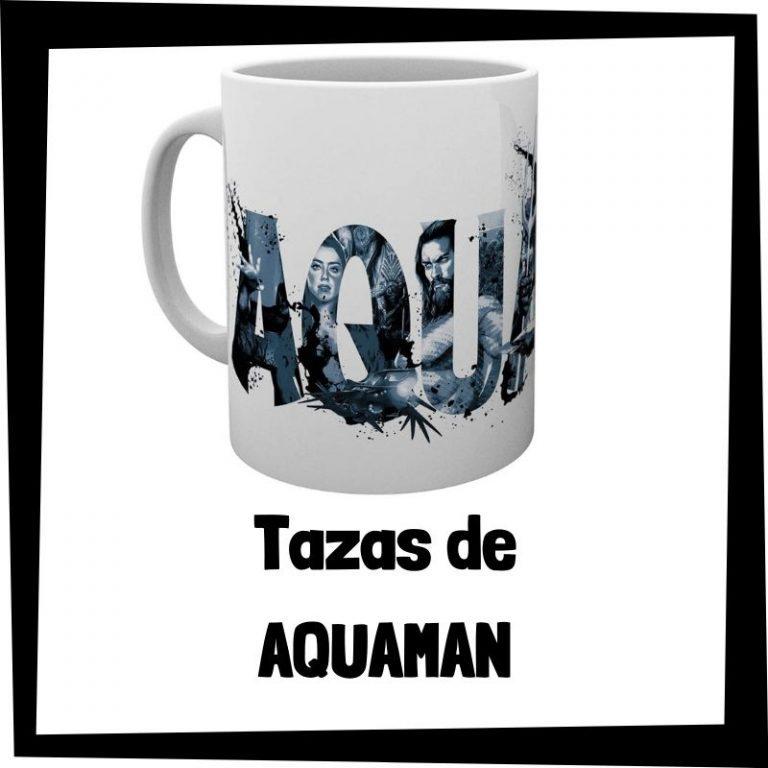 Lee más sobre el artículo Tazas de Aquaman