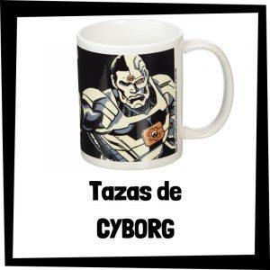 Tazas de Cyborg