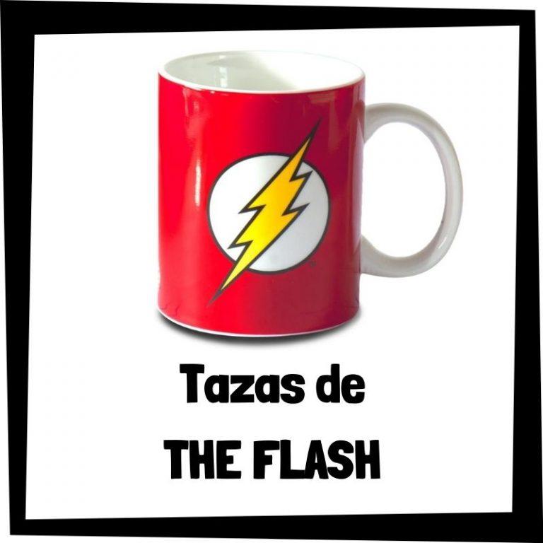 Lee más sobre el artículo Tazas de The Flash