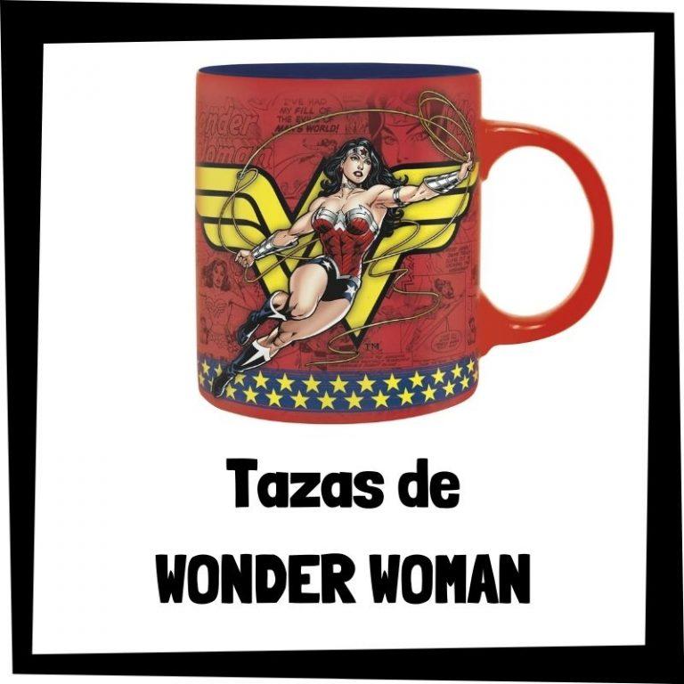 Lee más sobre el artículo Tazas de Wonder Woman