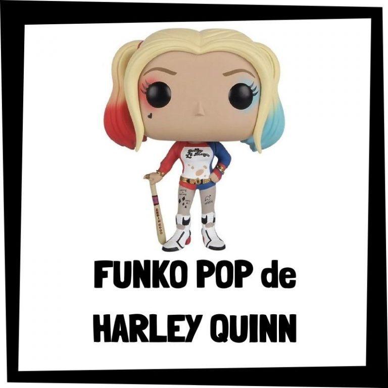 Lee más sobre el artículo FUNKO POP de Harley Quinn