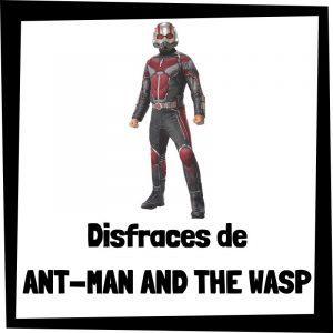 Disfraces de Ant-man
