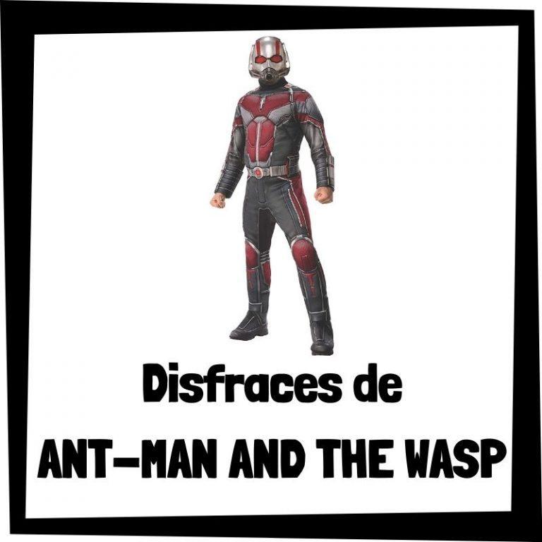 Lee más sobre el artículo Disfraces de Ant-man