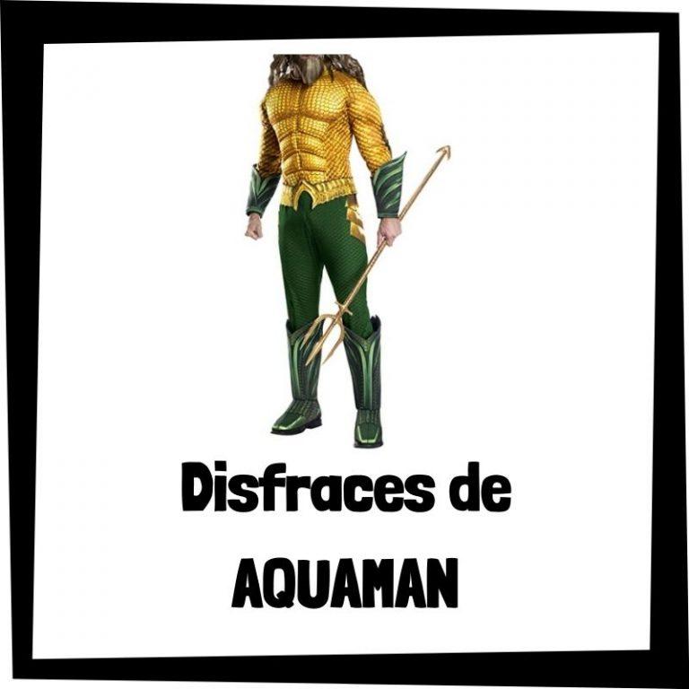 Lee más sobre el artículo Disfraces de Aquaman