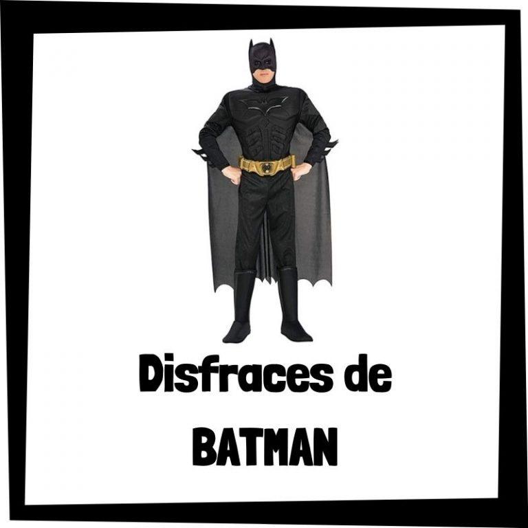 Lee más sobre el artículo Disfraces de Batman