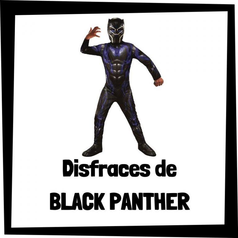 Lee más sobre el artículo Disfraces de Black Panther