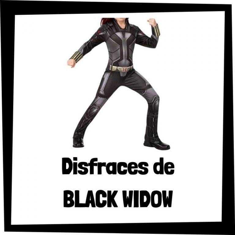 Lee más sobre el artículo Disfraces de Black Widow