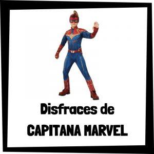 Disfraces de Capitana Marvel