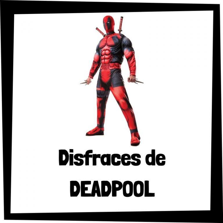 Lee más sobre el artículo Disfraces de Deadpool