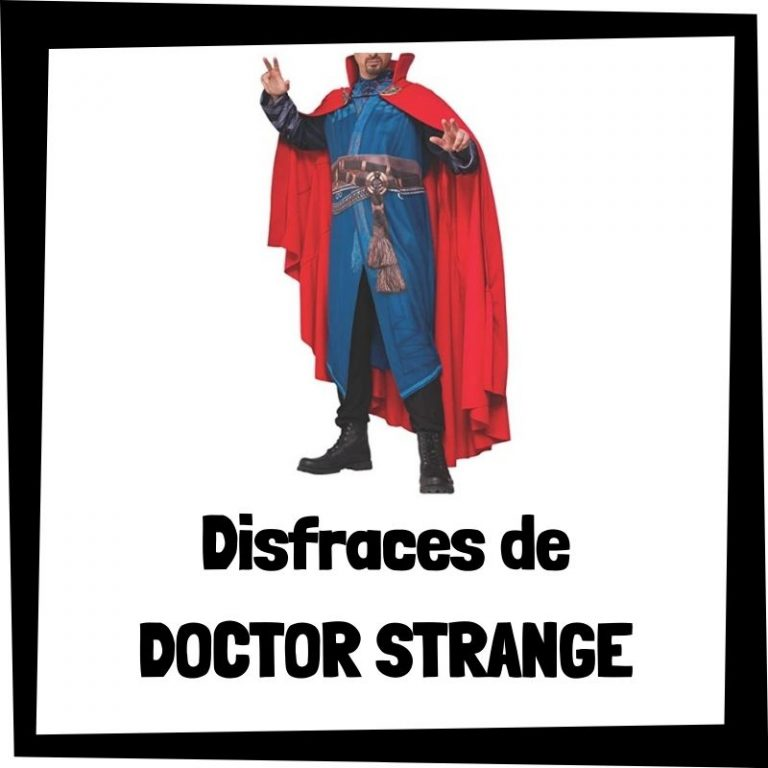 Lee más sobre el artículo Disfraces de Doctor Strange