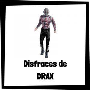 Disfraces de Drax