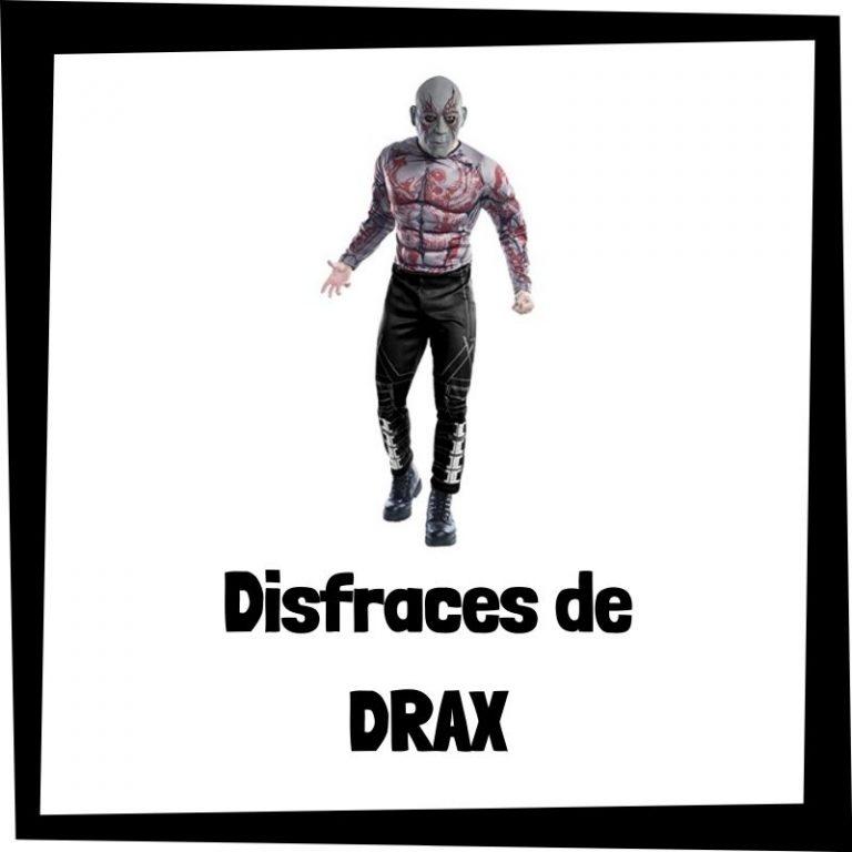 Lee más sobre el artículo Disfraces de Drax