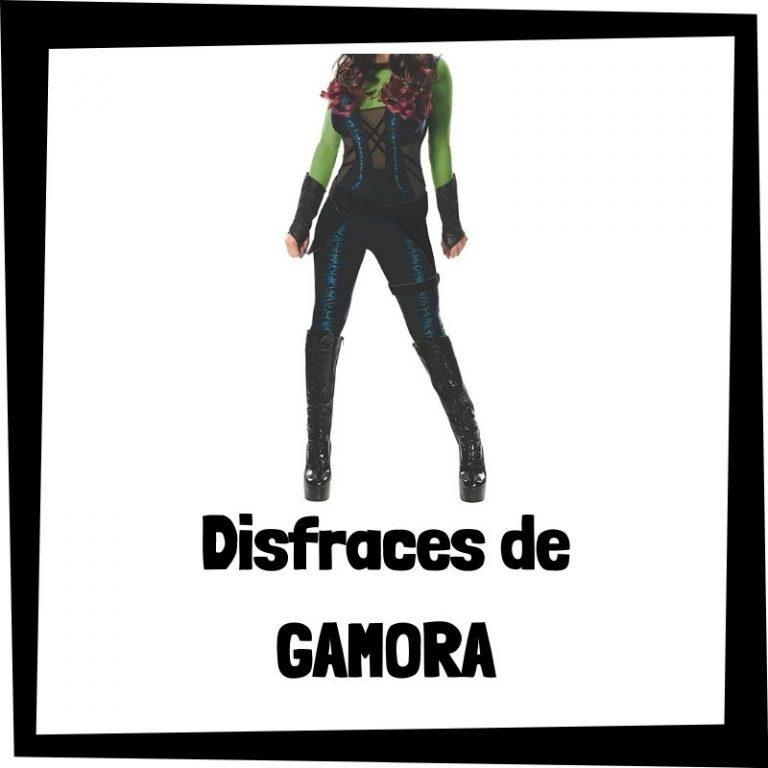 Lee más sobre el artículo Disfraces de Gamora