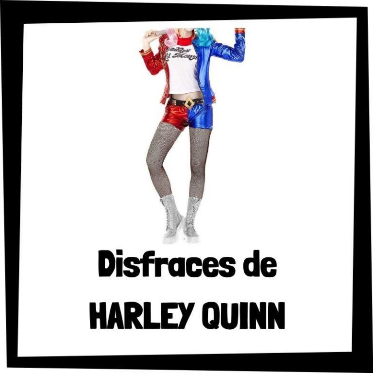 Lee más sobre el artículo Disfraces de Harley Quinn
