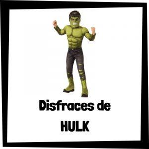Disfraces de Hulk