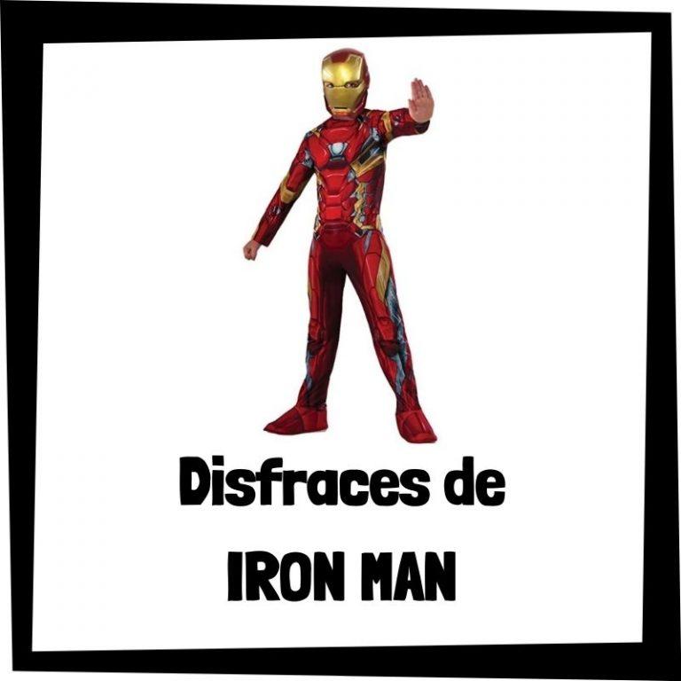 Lee más sobre el artículo Disfraces de Iron man