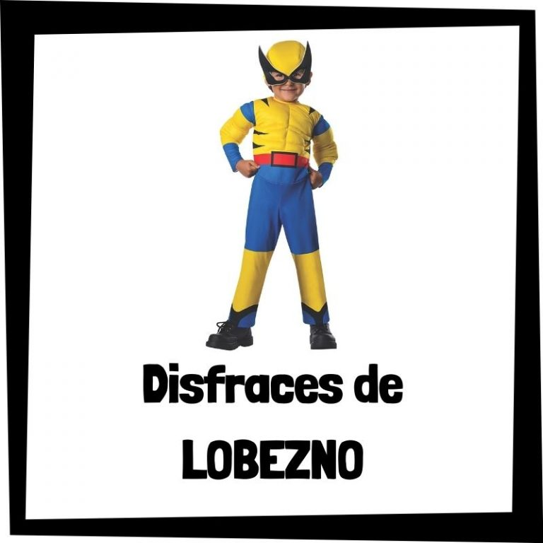 Disfraces de Lobezno