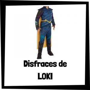 Disfraces de Loki