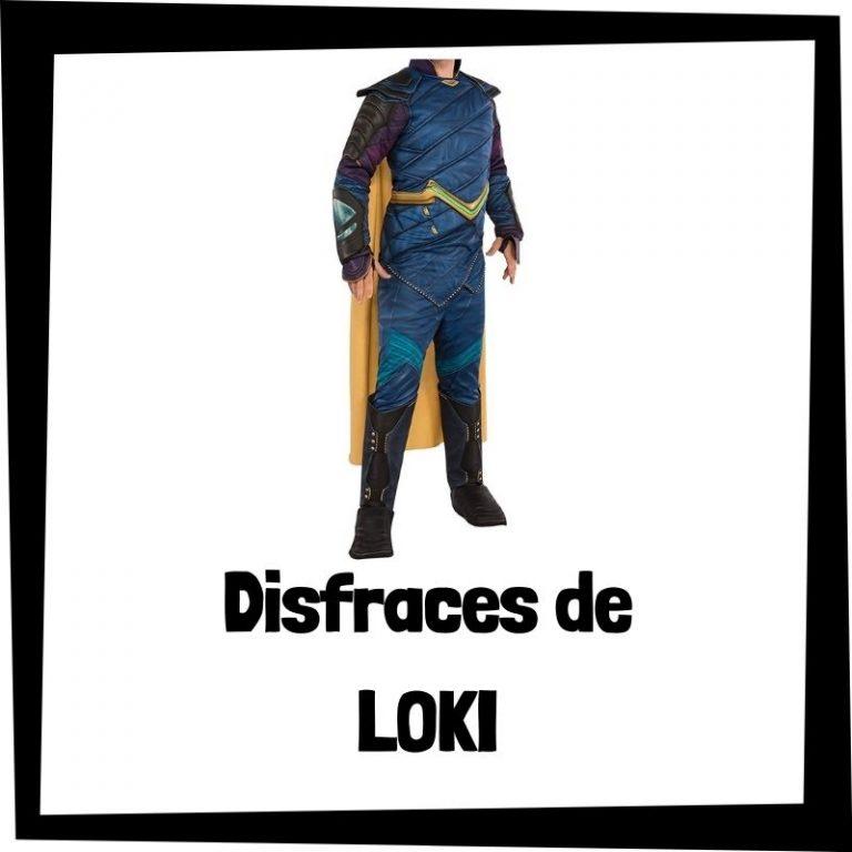 Lee más sobre el artículo Disfraces de Loki