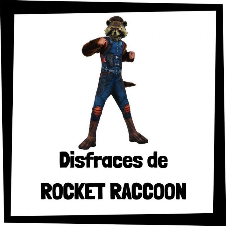 Lee más sobre el artículo Disfraces de Rocket Raccoon