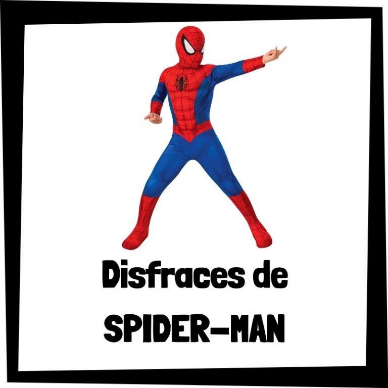 Lee más sobre el artículo Disfraces de Spider-man