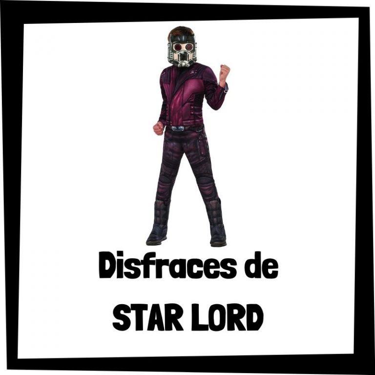 Lee más sobre el artículo Disfraces de Star Lord