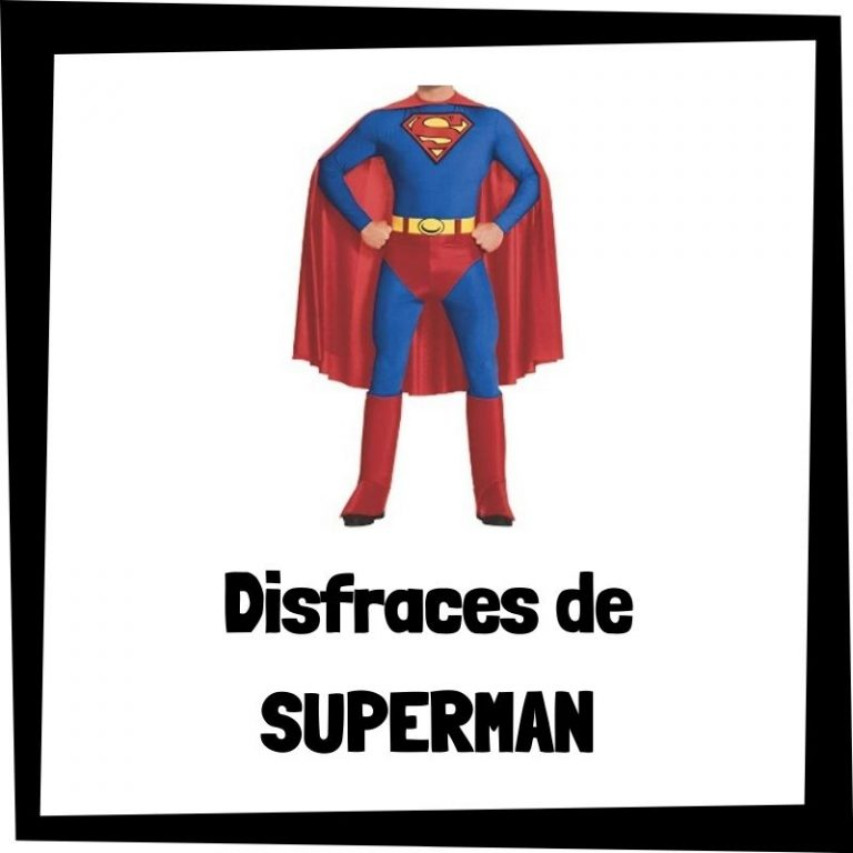Lee más sobre el artículo Disfraces de Superman