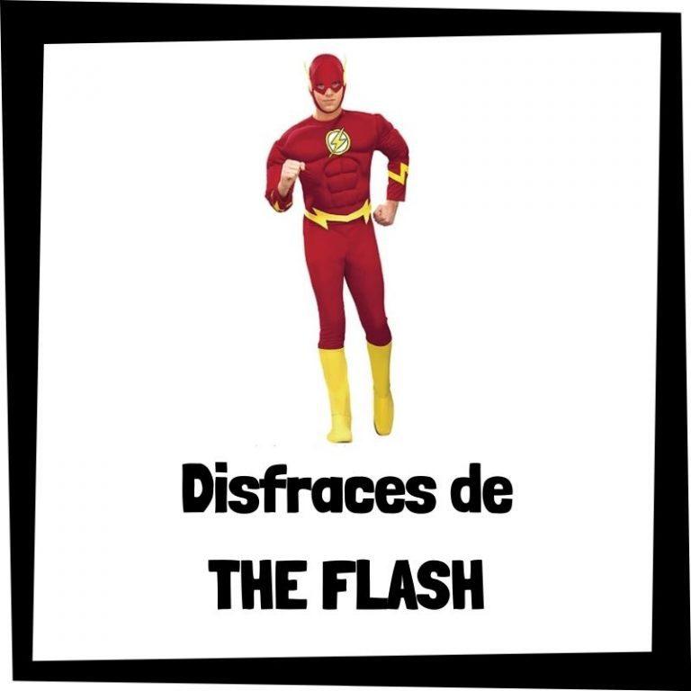 Disfraces de The Flash