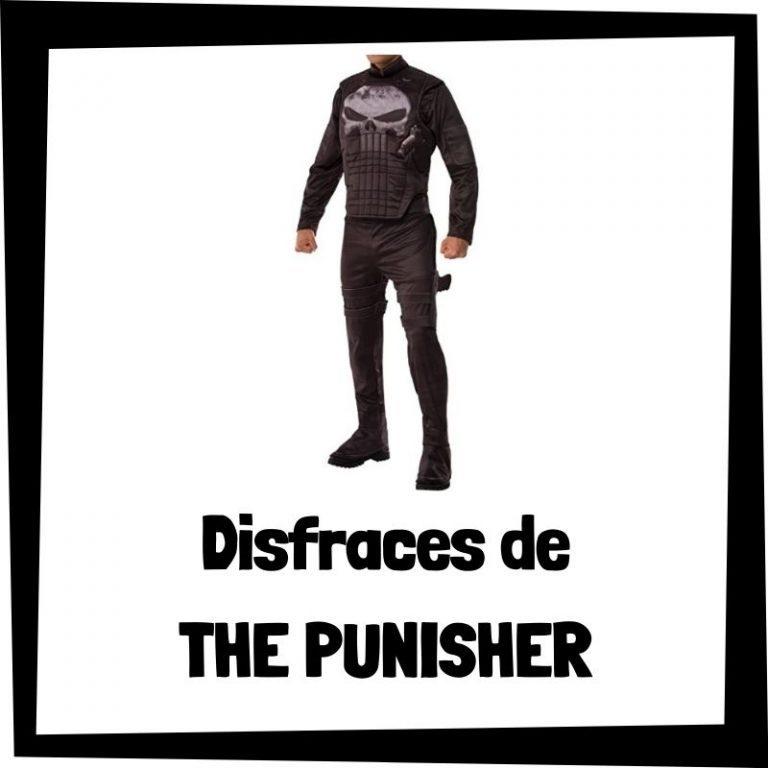 Lee más sobre el artículo Disfraces de The Punisher