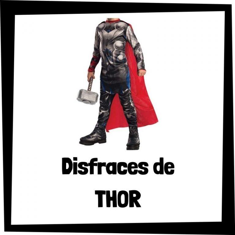 Lee más sobre el artículo Disfraces de Thor