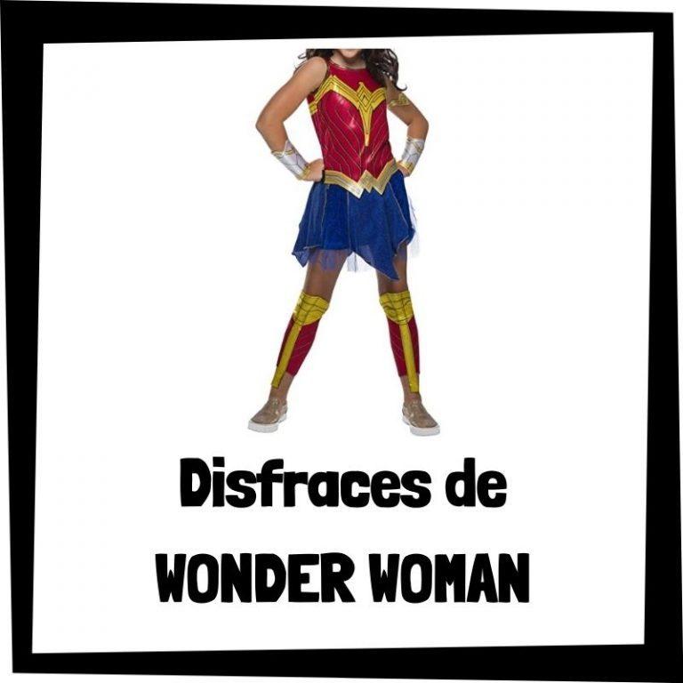 Lee más sobre el artículo Disfraces de Wonder Woman