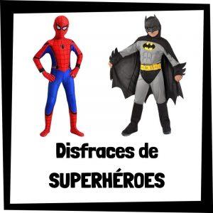 Los mejores disfraces de superhéroes - Disfraces baratos de superhéroes - Comprar disfraz de superhéroe