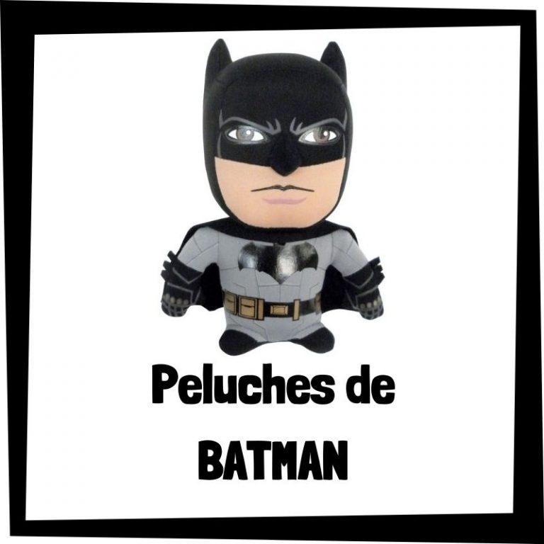 Lee más sobre el artículo Peluches de Batman