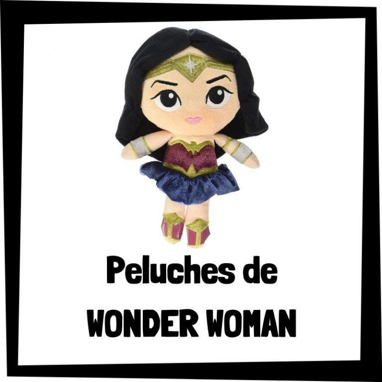 Peluches de Wonder Woman