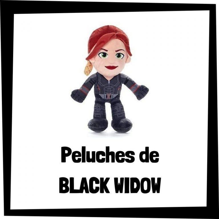 Lee más sobre el artículo Peluches de Black Widow