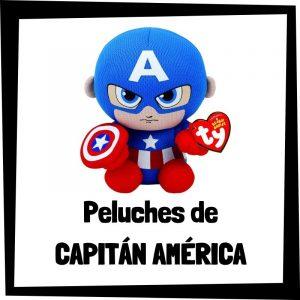 Peluches de Capitán América