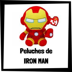 Peluches de Iron man